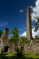 Romney Manor, Sugar Plantation Ruins V141-3836