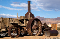 Death Valley NP, Furnace Creek Ranch, Train150-7337
