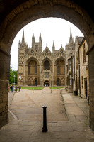 Peterborough, Cathedral V131-1717