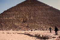 Giza, Great Pyramid S -8641