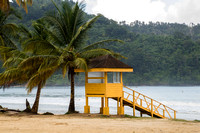 Maracas Beach, Lifeguard Station152-0017