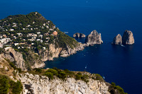 Capri, Monte Solaro, View of Rock Formations150-9790