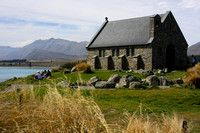 Lk Tekapo, Church of the Good Shepherd0813612a
