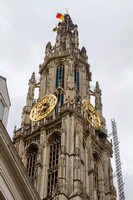 Antwerp, Cathedral, Tower V130-9731