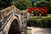 Llanwrst, Bridge S  -3878