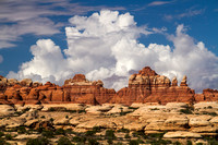 Canyonlands NP, Chesler Park Tr131-6946