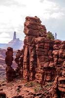 Moab, Fisher Towers Tr V131-6855