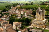 St Emilion, Tower, View1036955a