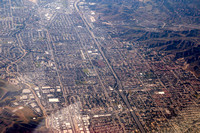 Los Angeles Area, Aerial View160-3877