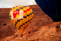 Gallup, Red Rock Balloon Rally S-3999