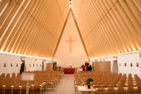 Christchurch, Cardboard Cathedral, Int160-3063
