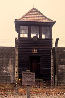 Auschwitz, Concentration Camp, Tower S V-8521