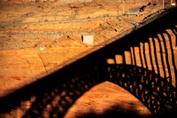Glen Canyon Dam Bridge S -3113