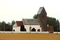 Bornholm, Countryside, Church1044925a