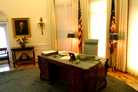 Austin, LBJ Library, Oval Office030831-8940