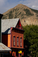 Crested Butte, Downtown V0740353