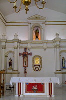 San Jose del Cabo, Church, Altar105-0539