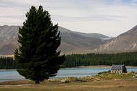 Lk Tekapo, Church of the Good Shepherd0813645