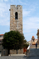 Antibes, Bell Tower V1032792a