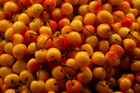 Seattle, Pike Place Market, Cherries0817381