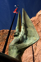 Hoover Dam, Statues V0748841a