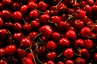 Seattle, Pike Place Market, Cherries0817383