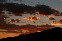 Great Sand Dunes NP, Sunset0739275