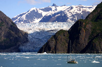 Tracy Arm, Glacier, Boat020706-4146