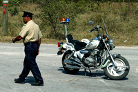 Belize City Area, Motorcycle Patrol1117565a