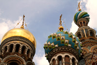 St Petersburg, Church on Spilled Blood, Domes1047570a