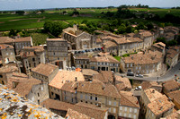 St Emilion, Tower, View1036901a