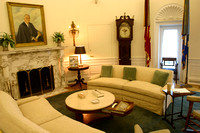 Austin, LBJ Library, Oval Office030831-8941