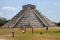 Chichen Itza, Pyramid of Kukulkan1117655