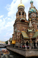 St Petersburg, Church on Spilled Blood V1047646a