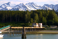 Haines, Ferry Terminal020708-4844