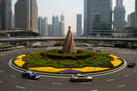 Shanghai, Pudong, Traffic Circle120-9260
