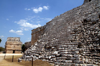 Chichen Itza, Nunnery, Church1117770a