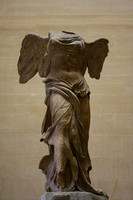 Paris, Louvre, Winged Victory V0940464