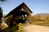 Columbia Covered Bridge, New Hampshire