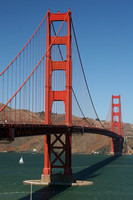 San Francisco, Golden Gate Br V0584357