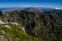 Cape Town, Table Mtn, View120-6166