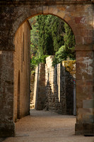 Fontfroide Abbey, Archway V1033082