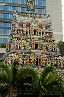 Singapore, Little India, Temple V120-8210