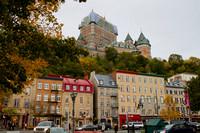 Quebec City, Lower Town, Chateau Frontenac112-1894