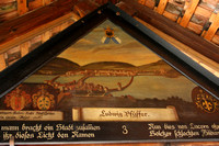 Lucerne, Covered Bridge, Old Painting0942570