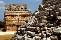 Chichen Itza, Nunnery, Church1117778a