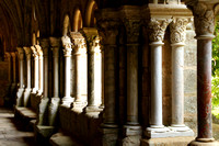 Fontfroide Abbey, Church, Cloisters1033152