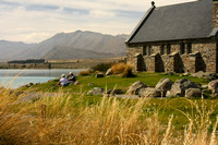 Lk Tekapo, Church of the Good Shepherd0813596