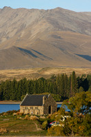 Lk Tekapo, Church of the Good Shepherd V0814104