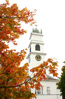 Church in Lyme, New Hampshire